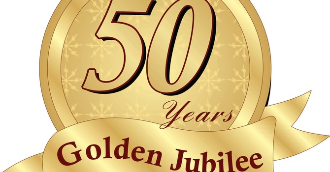 Bishop Monroe's Golden Jubilee Celebration image